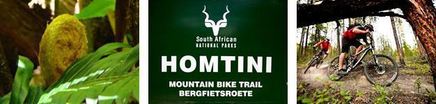 Homtini Mountain Biking Trail