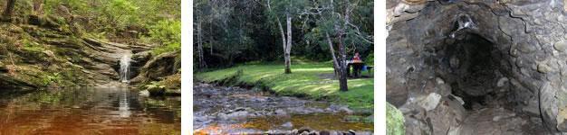 Jubilee Creek, Knysna, Garden Route