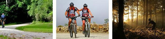 Wilderness Lakes MTB Route, Wilderness, Garden Route