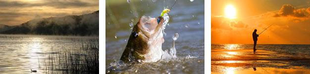 Fishing, Sedgefield, Garden Route