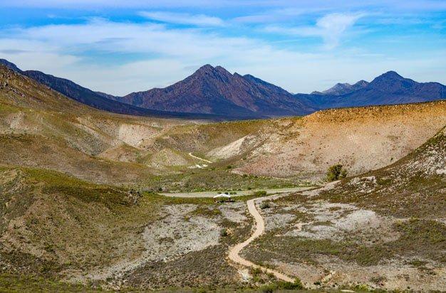 Ox Wagon Trail Road