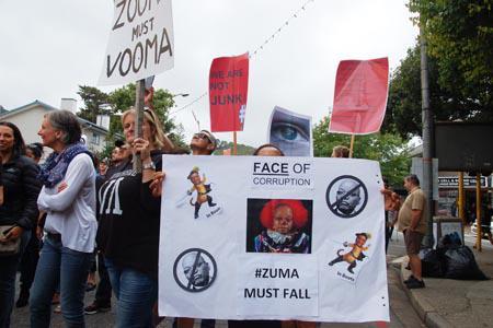 Zuma must go