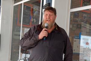 SanParks Fire Relief Speech