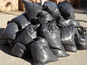 NO Refuse collection for the rest of the week