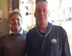 Knysna golf club's winter champions