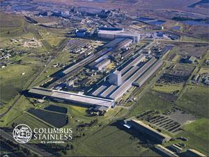 Columbus Stainless Steel, Middelburg