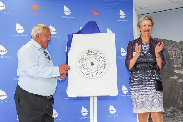 Babcock Middelburg, Mpumalanga Branch Opening