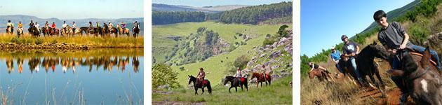 Kaapschehoop Horseback Trails