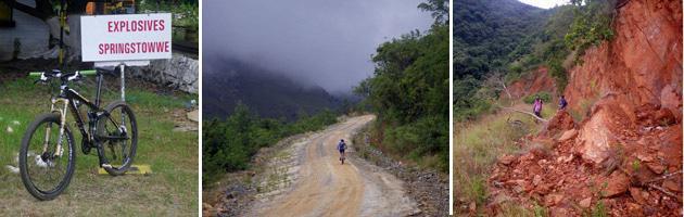 Mountain Bike Self Ride