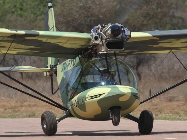Surveillance & Conservation Aircraft   Bat Hawk - Light ...