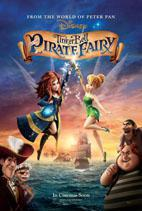 Tinker Bell Pirate Fairy Movie