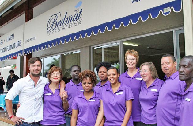 Bedmat Shop Opening