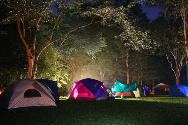 Camping in the Lowveld