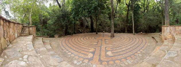 Boondocks Mountain Labyrinth