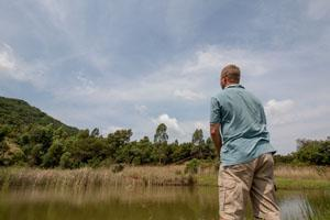 Learn to fly fish at Dawsons Lodge