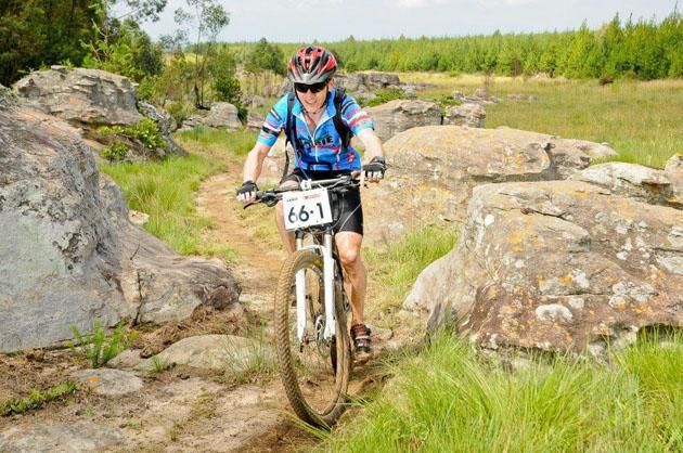 Mountain Biking in Sabie
