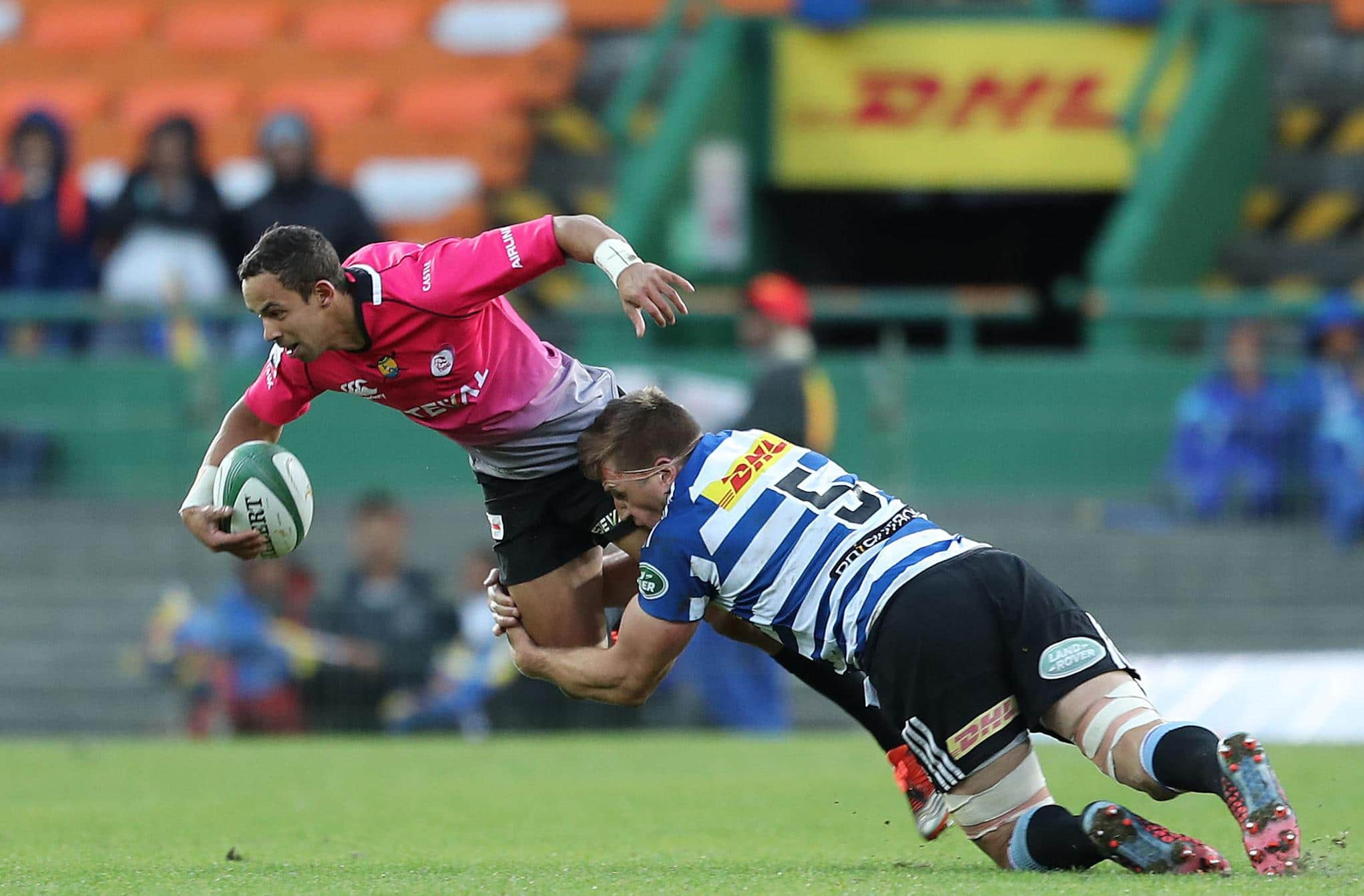 d21e86ddf010 A valiant Steval Pumas side competed fiercely with DHL Western Province  until the very last minute at Newlands on Saturday evening