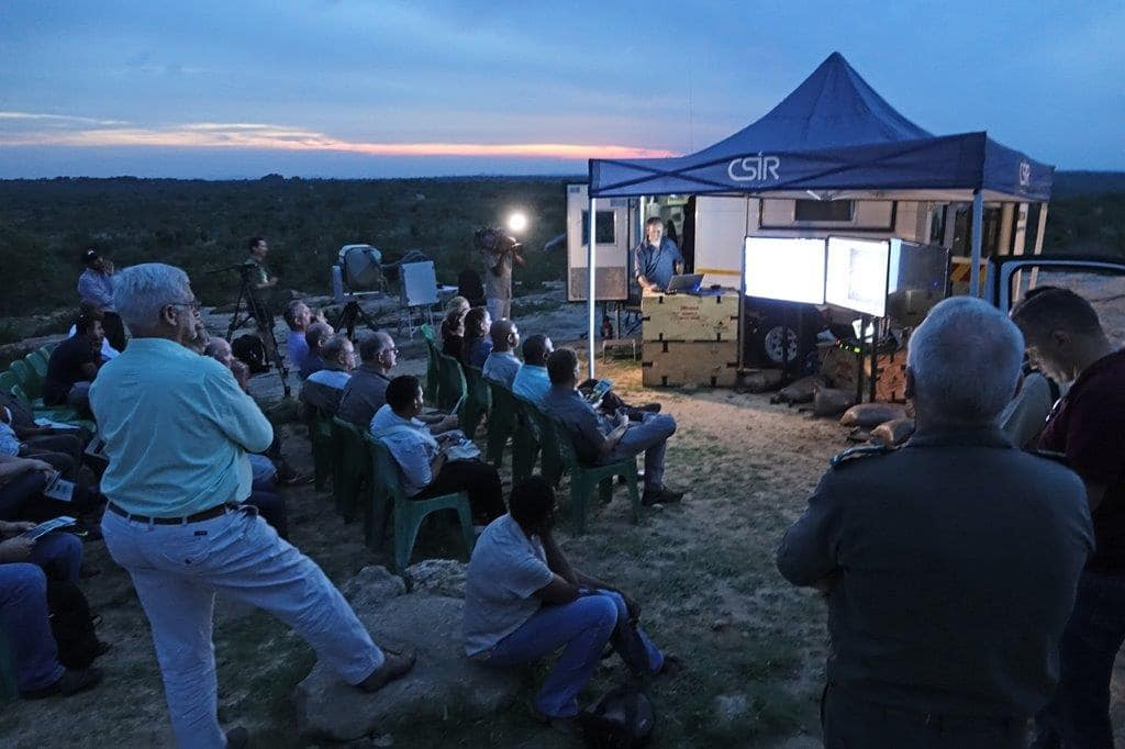 Launch of the Postcode Meerkat surveillance system in KNP