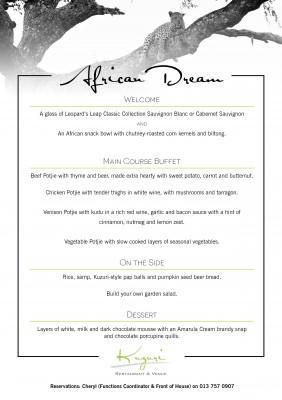 kuzuri-african-theme-evening-menu-2
