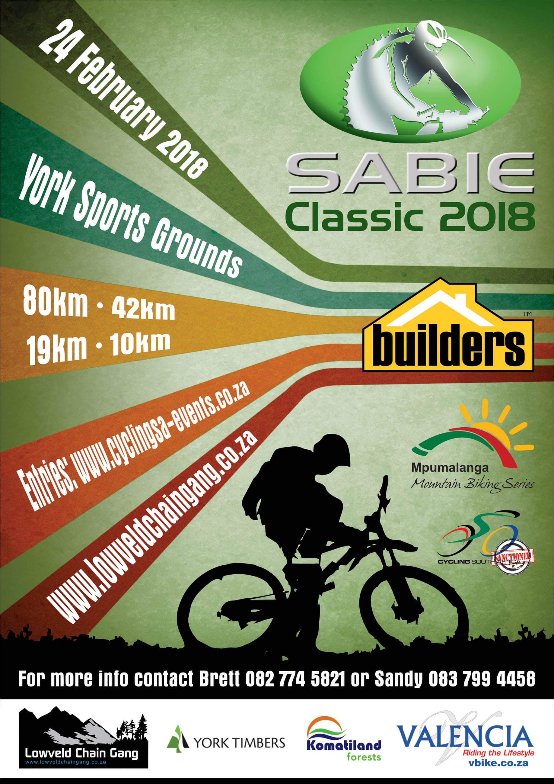 sabie classic mtb 2018 nelspruit. Black Bedroom Furniture Sets. Home Design Ideas