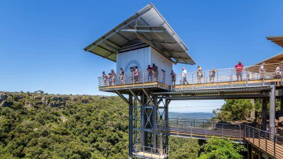The Graskop Gorge Lift Company in Graskop