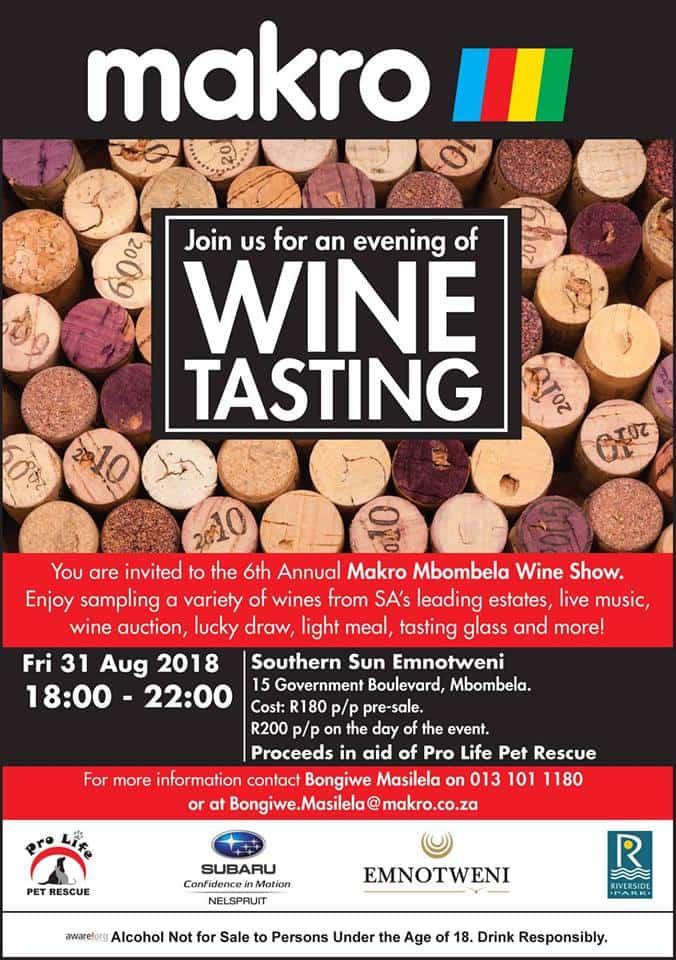 Makro Wine Show 2018