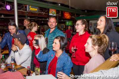 Jan Blohm live at The Pub Nelspruit with ShowMe Nelspruit-36