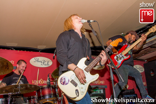 Jan Blohm live at The Pub Nelspruit with ShowMe Nelspruit