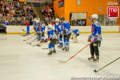 Razorbacks Ice Hockey game in Nelspruit at the Ice Rink in Ilanga Mall with ShowMe Nelspruit-14