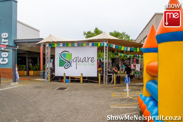 The Square Fun Day Launch with ShowMe Nelspruit - 2-2