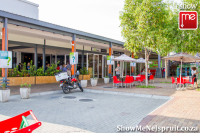 The Square Nelspruit with Pick n Pay Centre and ShowMe Nelspruit