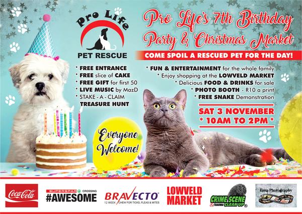 Pro Life Birthday Party