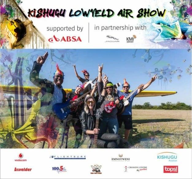 Lowveld Air Show 2018 Winners