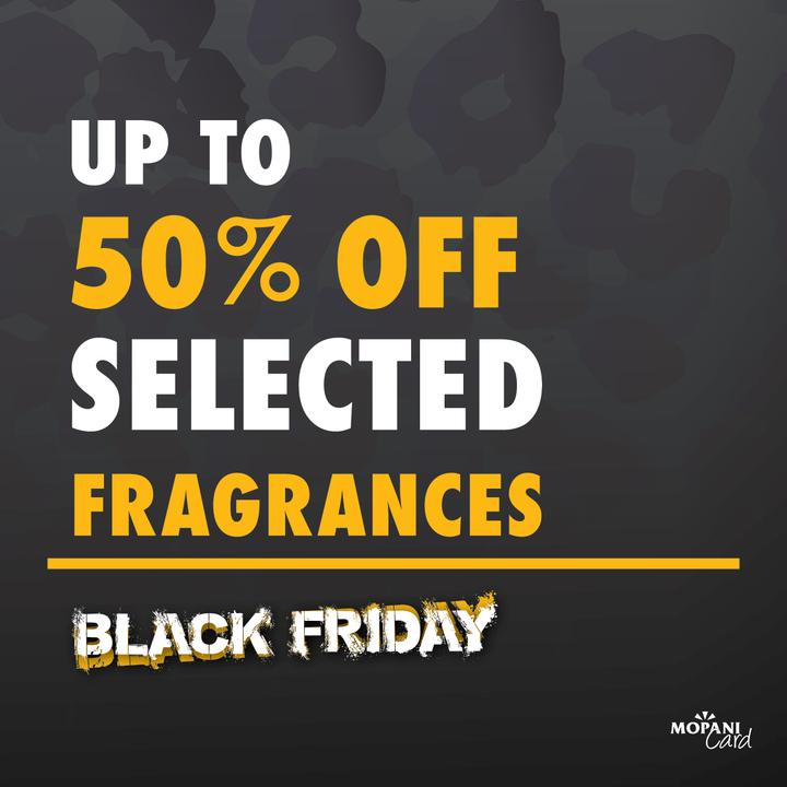 mopani black friday nelspruit fragrance