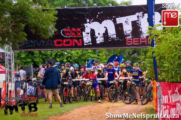 Demacon Max Wax MTB Series Race #1 - Start-6713