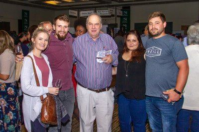 Anika Du Plessis, Zander Pieterse, Eamon Maree with Mandy and Thinus Labuschagne