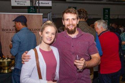 Anika Du Plessis and Zander Pieterse