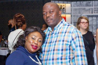 Cynthia and Oupa Mtimkhulu