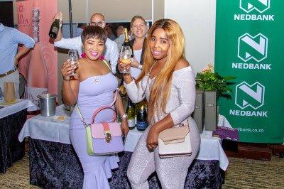 Lerato Molemo and Nonhle Nkosi