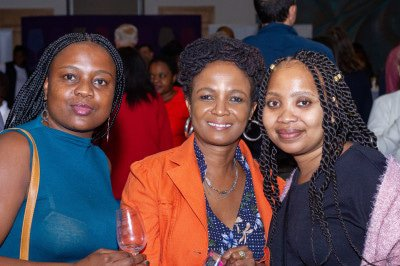 Nandipha Buthelezi, Yvonne Bahule and Thando Cele