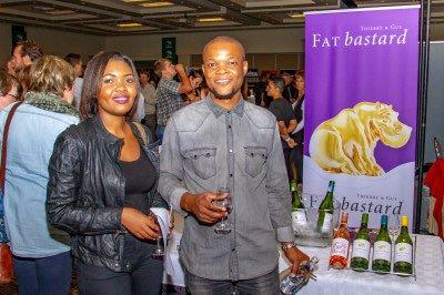 Thoko and Tebogo Modise