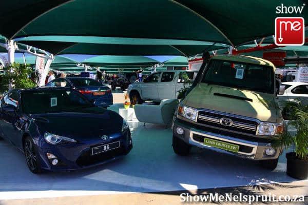 Riverside Mall Car Show