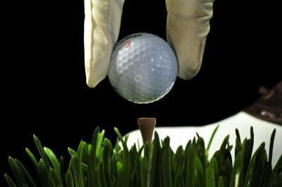 Golfing in Paarl