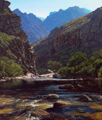 Elands Pad River Photo courtesy of Cooper Art
