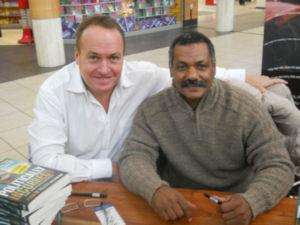 Gavin Rich and Peter de Villiers