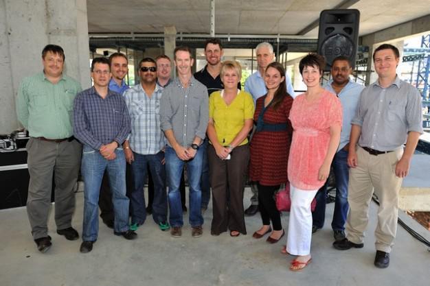 Cecilia Square Design Team