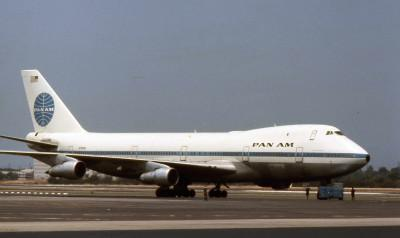 Clipper Victor was a Boeing 747-121