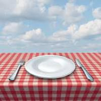 Empty plate 1