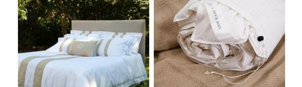 Linen Drawer stocks a range of top quality bed linen, duvet inners and covers