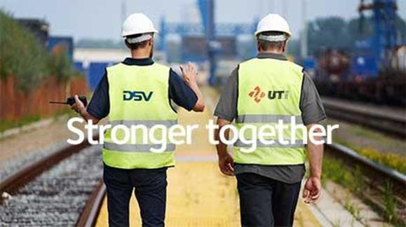 dsv stronger together